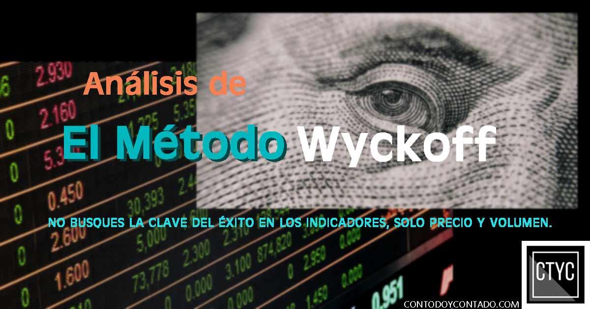 El método Wyckoff / Análisis
